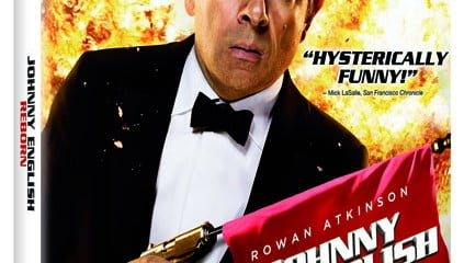 Johnny English Reborn on Blu-ray