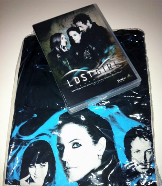 Lost Girl Season 2 giveaway