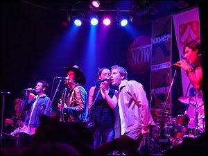 The All Star Band at White Ribbon 2003