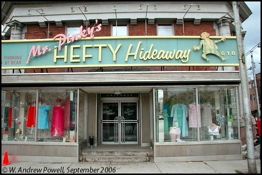 Hairspray - Hefty Hideaway