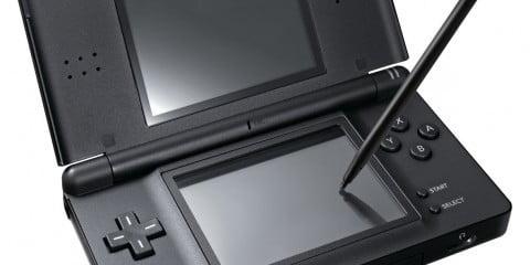 Nintendo DS Lite Onyx