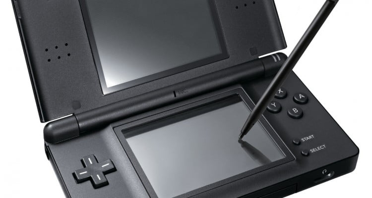 the gate 39 s nintendo ds lite onyx prize pack giveaway the gate. Black Bedroom Furniture Sets. Home Design Ideas
