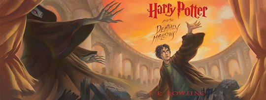 Harry Potter and the Deathly Hallows - Wide