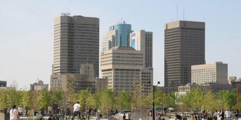 Winnipeg Skate Park