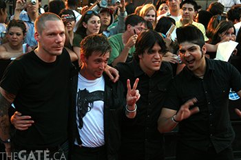 Billy Talent - 2007 MMVAs