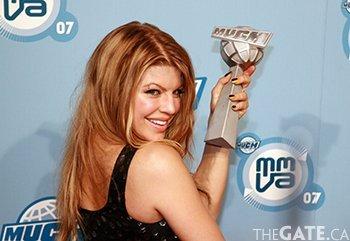 Fergie - 2007 MMVAs