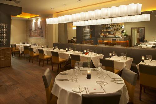 Michael Caines Restaurant