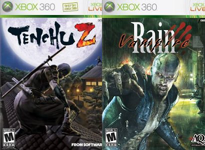 Tenchu Z & Vampire Rain