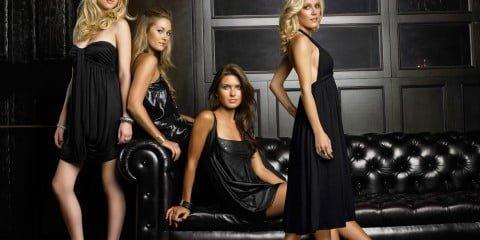 The ladies of The Hills, Season 3