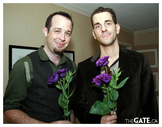 Martin Gero and Aaron Abrams
