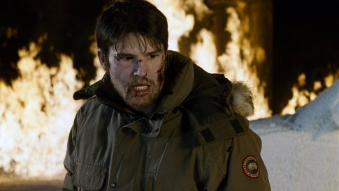 Josh Hartnett in 30 Days of Night
