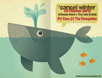 Cancel Winter - CD Release