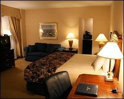 Lord Nelson Hotel Room
