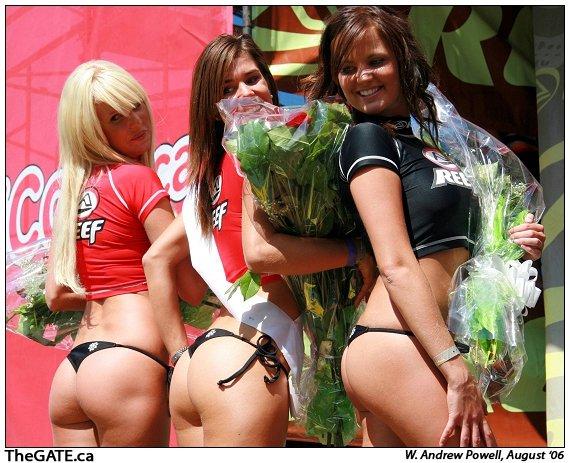 Wakestock 2006: Bikini Contest