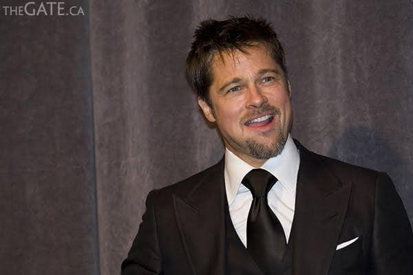 TIFF 08: Brad Pitt