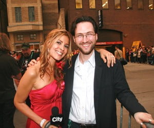 TIFF 08: Dina Pugliese & Andrew Powell