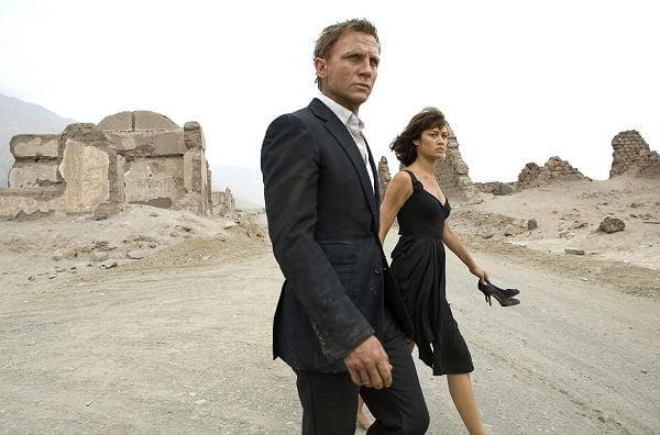 Bond: Quantum of Solace