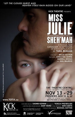 Miss Julie: Sheh'mah