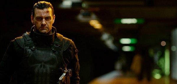 Ray Stevenson in Punisher: War Zone