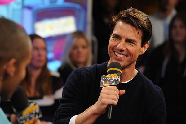 Tom Cruise on MuchMusic