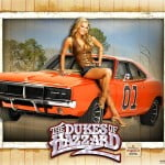 Dukes of Hazzard wallpaper