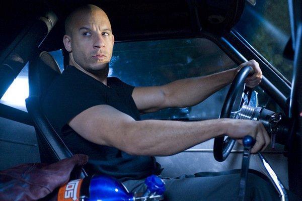 Vin Diesel revs up in Fast & Furious