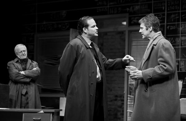 Soulpepper's Glengarry Glen Ross