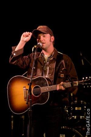 Justin Rutledge at NXNE '09