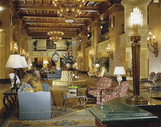 The Royal York Hotel - Lobby
