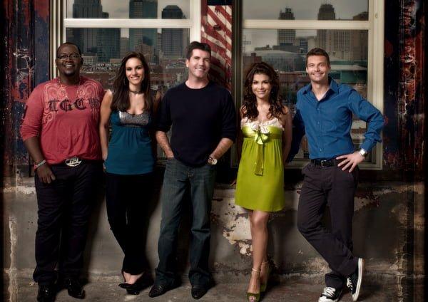 The America Idol judges