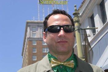 Author Ian Halperin