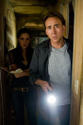 Nick Cage stars in Knowing