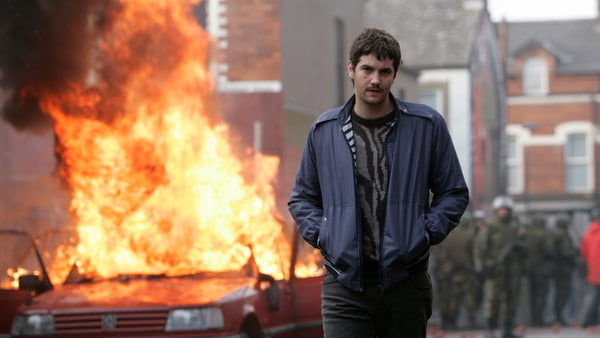 Jim Sturgess in Fifty Dead Men Walking
