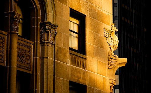 Royal York Hotel - The Gryphon
