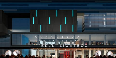 A preliminary design of Bell Lightbox