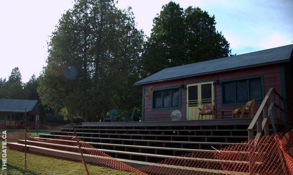 Camp Rock 2 Set - Dance Number Steps?