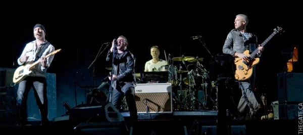 U2 360 Tour in Toronto