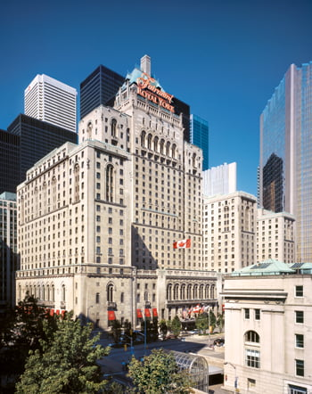 The Fairmont Royal York - Exterior