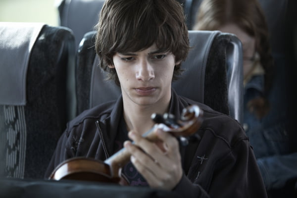 Devon Bostick in 'Adoration'