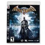 Batman: Arkham Asylum - Boxart