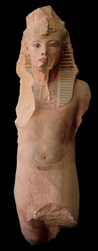 Statue of King Tut