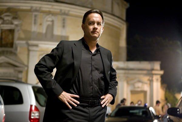 Tom Hanks stars in Angels & Demons
