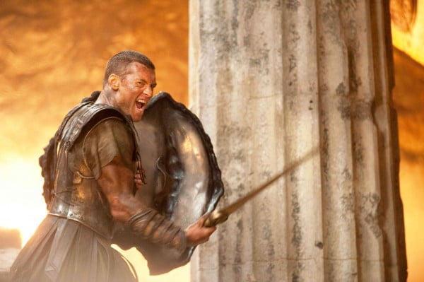 Sam Worthington as Perseus 'Clash of the Titans'