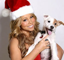 Mariah Carey for Christmas