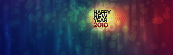 Happy New Year 2010 by ayeb
