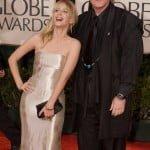 Melanie Laurent and Quentin Tarantino
