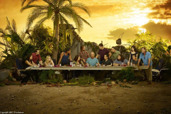 The Lost Last Supper from TV Guide