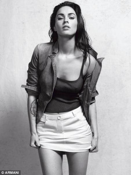 Megan Fox - Armani #3