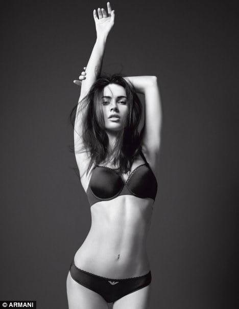 Megan Fox - Armani #4