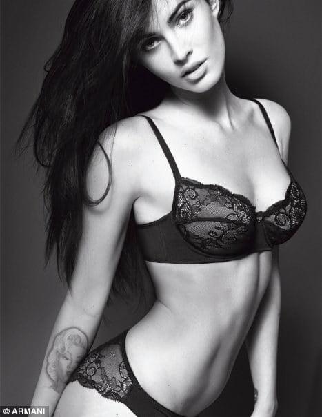 Megan Fox - Armani #5
